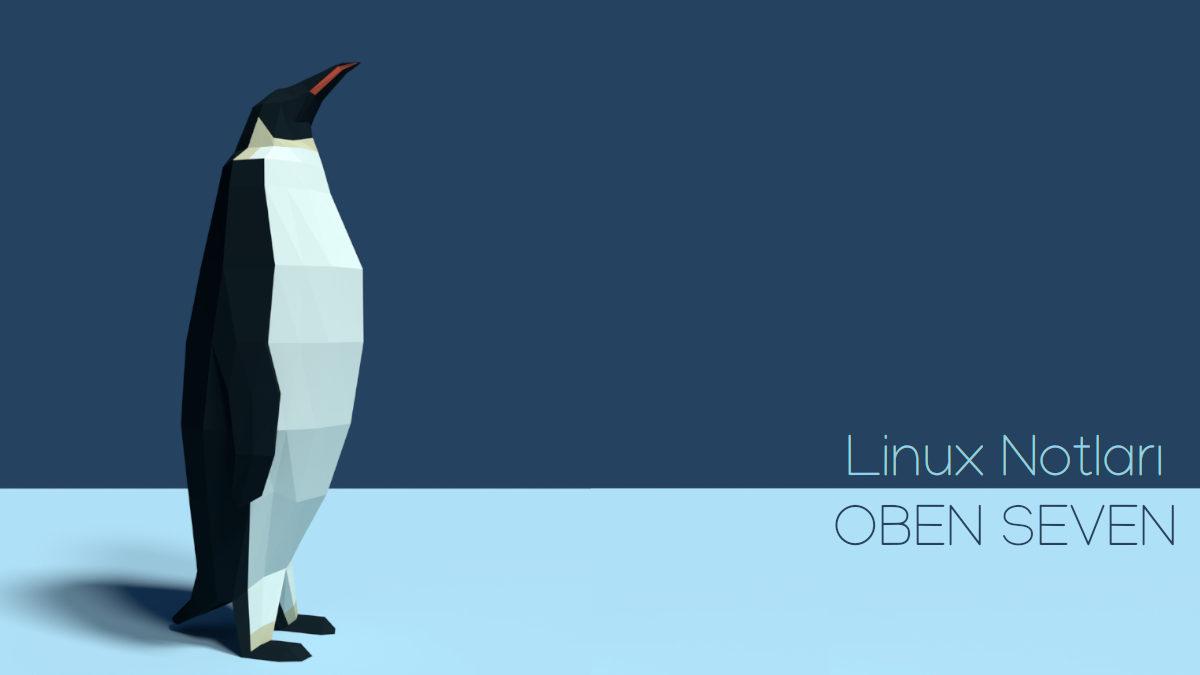 1- Linux Komut Satırı