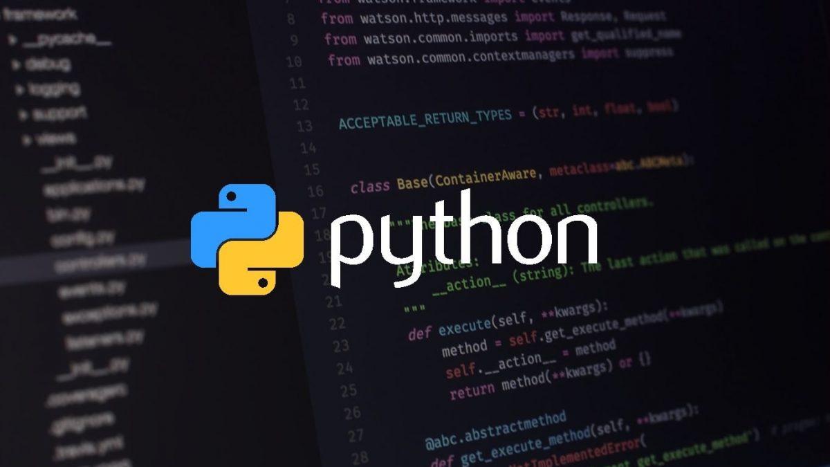 1- Python ile Programlamaya Giriş